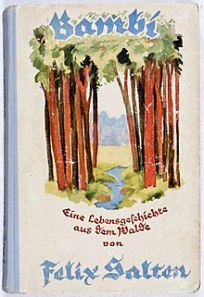 Bambi: Eine Lebensgeschichte aus dem Walde by Salten, Felix